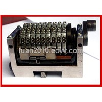 numbering  machine 9digit for printing spare parts