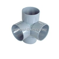 plastic pipe fitting moulds