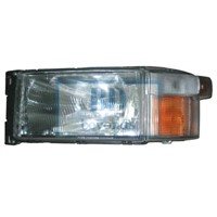 scania head lamp