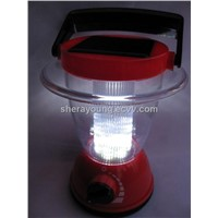 Solar Lantern Emergency LED Camping Lamp