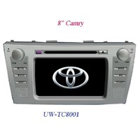 special car DVD for Toyota Camry