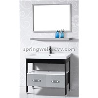 Stainless Bathroom Cabinet (SW-1126)