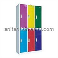 Steel Locker for Children