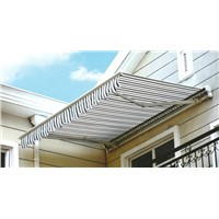 sunshade awning, window awning, folding awning,retractable awning,waterproof fabric