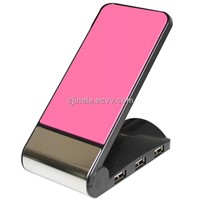 USB Hub & Card Reader Mobile Holder