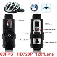Waterproof,5.0MP,60fps,720P,Sport Action Camera,Helmet Camera,Bycicle Camera,Vehicle DVR