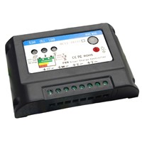 waterproof (IP67)solar charge controller for dual loads 10A