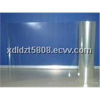 weak solvent waterproof completely transparent film