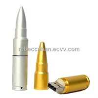 Wholesale Bullet USB Flash Drive 4GB