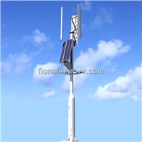 wind power and solar mutual street light