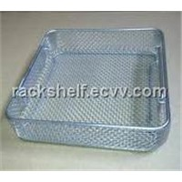Wire Mesh Instrument Tray