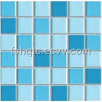 swimming pool mosaic tile  GM123B