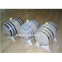 American Oak Barrels (1 to 20 liters) Wholesale prices!