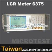 LCR Meter 6375 / 6376 / 6377---Made in Taiwan