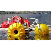 Aqua-Cycle Water Trike Yellow