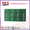 Double sided HASL pcb board with 1.6mm thickness board