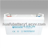 12V100Ah VRLA/AGM battery for UPS