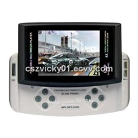2.8inch Popular MP4 Player, Slide PMP Game MP4 Player,