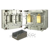 2 Cavity Crate Mould