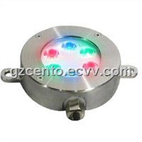 6W/18W RGB LED Underwater Light