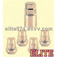 Chrome Plated Closed End Locking Nuts
