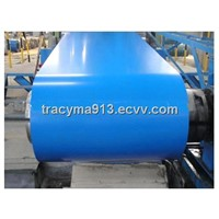 Color coated galvanized steel coil/PPGI