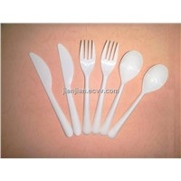 Disposable Plastic Dinnerware Sets