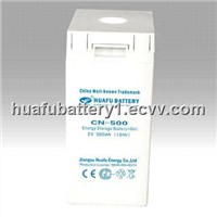 Gel Battery 2V400Ah for UPS/stand-by battery