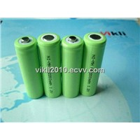 Ni-MH Rechargeable Battery, AA2100mAh, R6, No.5 battery