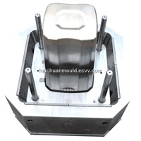 Plastic Trashbin Mould