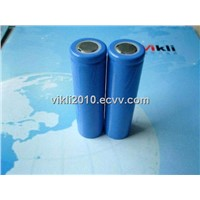 Polymer Lifepo 18650 2000mAh Rechargeable Battery