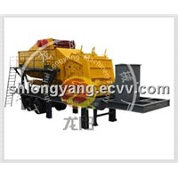Shanghai LY Mobile Crushing Machine (MC1214V)