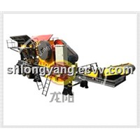 Shanghai LY Mobile Crushing Plant