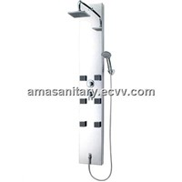 Stainless Steel Shower Panel - Shower Column (AMA-6403)