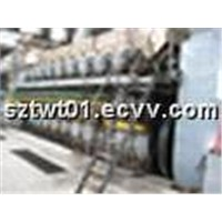 Used MAN14V 40/45 Marine Engine