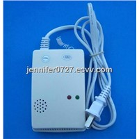 Wireless gas leakage detector
