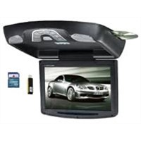 "10.2"" FLIP-DOWN CAR Monitor /DVD  player"