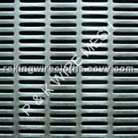 Stainless Steel Perforated Metal Mesh