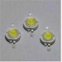 1W led with white color