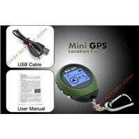 "1.5"" MINI GPS Tracker Portable Handheld GPS"