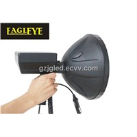 2011 Newest 240mm 12V Handheld 35W 55W HID Hunting Spotlight