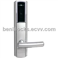 2011 Paris Hotel Intelligent Smart Card Door Lock