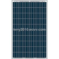 230W poly solar panel with TUV certificate