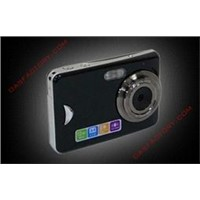 "2.4"" TFT Touch Screen Digital Camera DC-550"