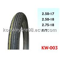 Motorcycle Tyres (2.75-18)