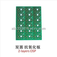 2-Layer Gold Finger PCB Board