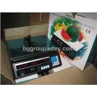 Digital Weighing Scale (BGG-ACS-01)