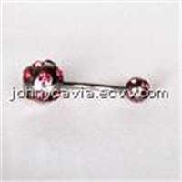 316L Stainless Steel Belly Button Rings