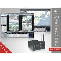 3G GPS Position D1 track System Equipment Car Mobile DVR (RC-8001H3C)