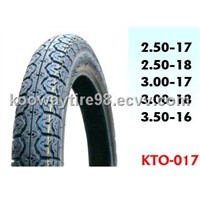 Motorcycle Tyres and Tubes (3.00-18)
